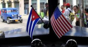 cuban - american flags