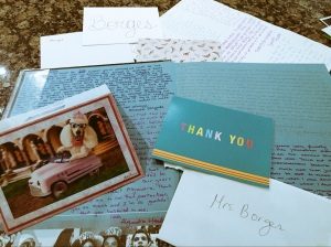 Teachers collect moments: thank you cards, notes, the small things that remind us why we work so hard.